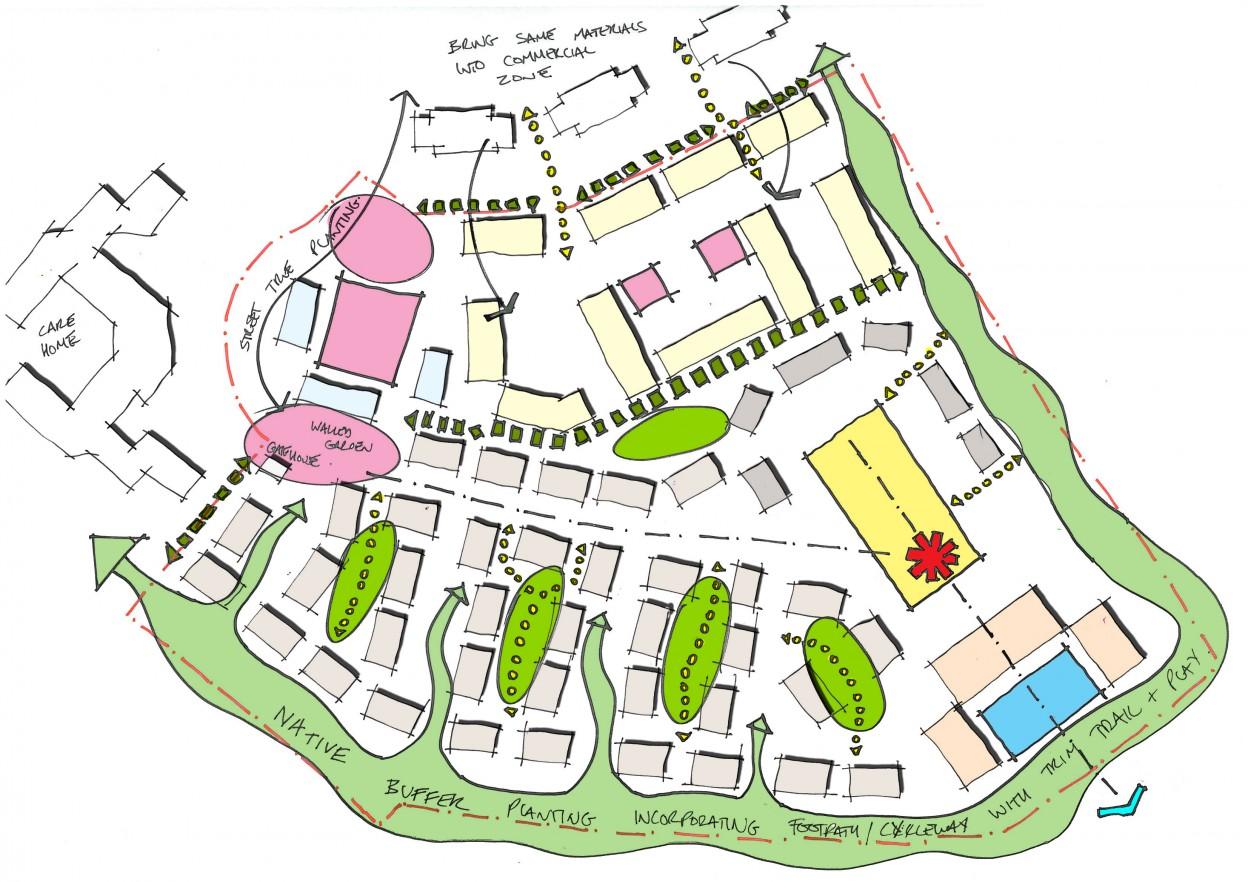 Hawkinge Retirement Village