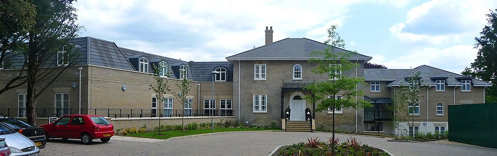 Llangarren House