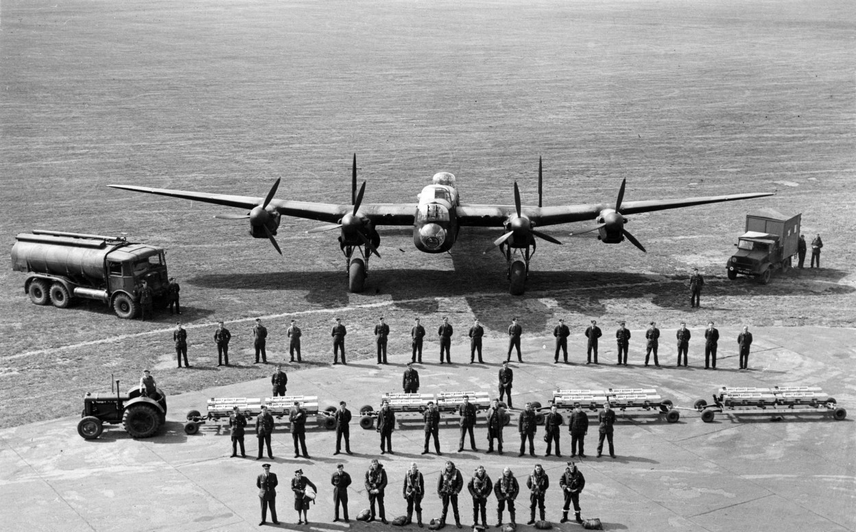 Lincolnshire Bomber Command