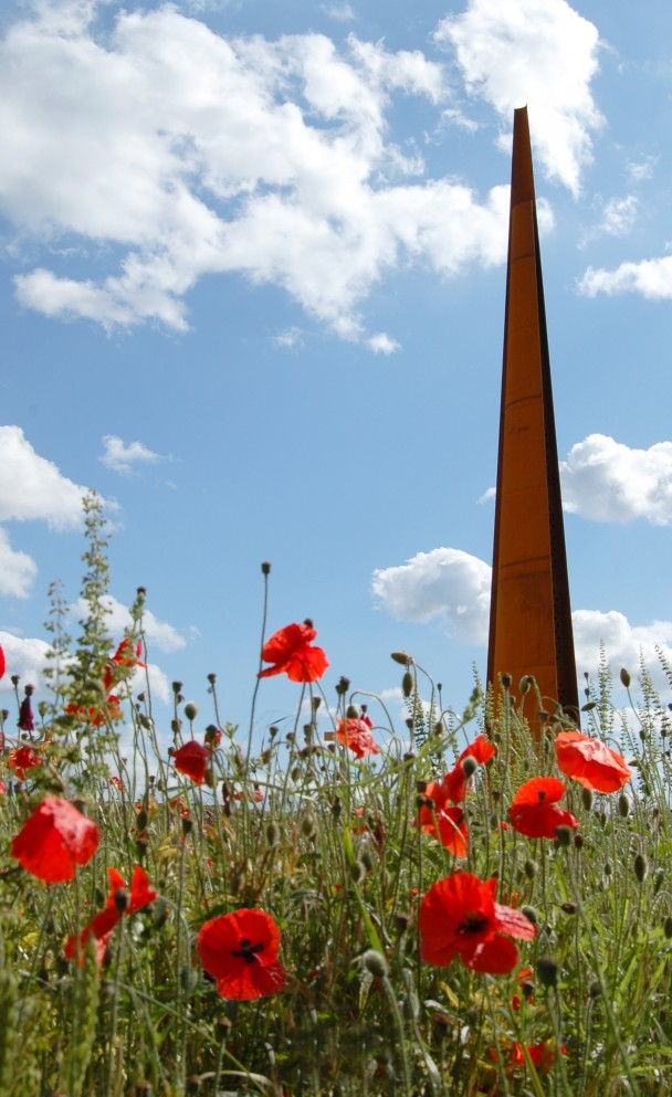 June- The Memorial Spire is forever etched on the Lincolnshire landscape-1