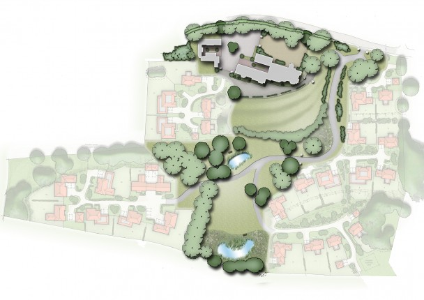 Wadhurst Site Plan small