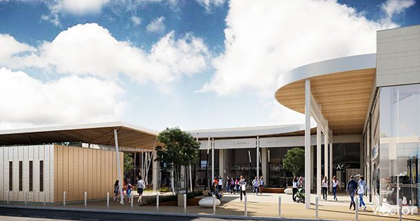 Rushden Lakes Development