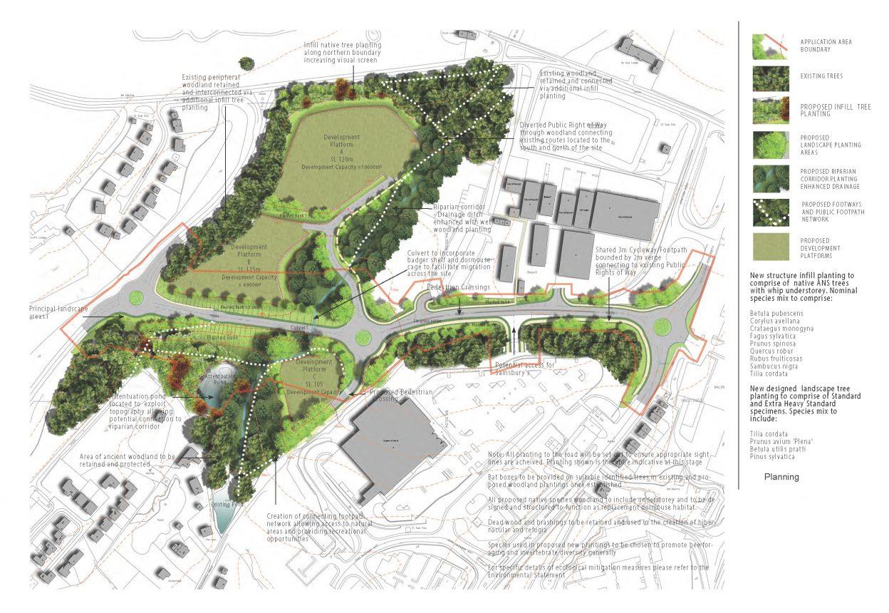 N0244(03)001 - Queensway Gateway Landscape Masterplan Final